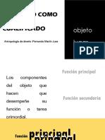 Antropología del diseño Fernando Martín Juez