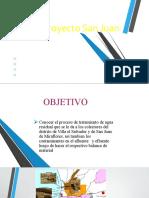 PTAR- Proyecto San Juan