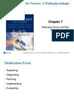 Medication Errors & Risk Reduction