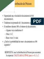 Distribucion de Poisson 1