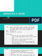 ANAKOVA 2 JALUR