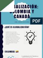 Globalización Perú/Colombia