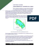 Caracterización Del Lago Titicaca y Su Cuenca