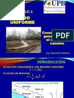 Capítulo 2 - Flujo Uniforme
