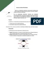 Artículo de Diodo Rectificador.docx