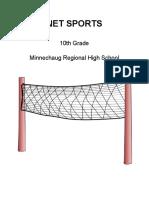 unit plan mrhs-net sports  cg