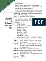 Prova da Mackenzie de  2007 resolvida.pdf