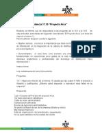"""AP17 AA1 Evidencia 17.10 """"Proyecto Arca"""""""