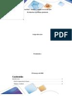 Paso Final – Analizar y Diseñar Un Circuito Que Dé Solución Al Problema Planteado