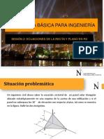 PPT_S2_ecuaciones de Recta y Plano (1)