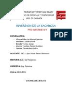 Pre-Informe1 Inversion de La Sacarosa