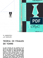 Teoría de los finales de Torre - Lowenfisch Y Smyslow.pdf