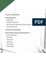 Seismci Design Criteria for 5 Storey Building in Philippines