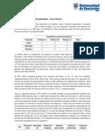 Taller 5. Análisis de Sensibilidad_Excel Solver