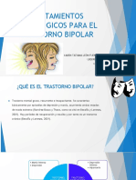 Tratamientos Psicológicos Para El Trastorno Afectivo Bipolar