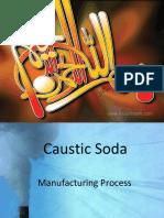 Caustic preparation