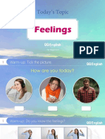 Conversation about Feelings