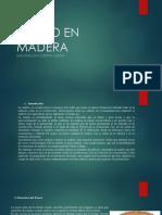 Informe de Analisis de Armadura