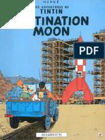 16 Tintin and the Destination Moon