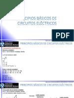 Principios Basicos de Circuitos Electricos