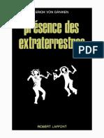 [Erich_von_Däniken]_Présence_des_Extra-terrestre (1974).pdf