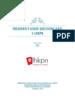 FAQ E-LHKPN Eksternal