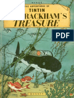 12 Tintin and the Red Rackhams Treasure