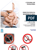 Insuficiencia respiratoria (2018)