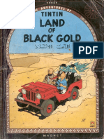 15 Tintin and the Land of Black Gold