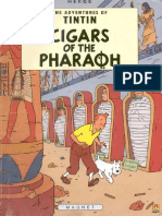 04 Tintin and the Cigars of the Pharaoh
