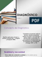 Tema 1 Diagnóstico