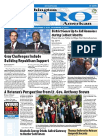 Washington D.C. Afro-American Newspaper, November 6, 2010