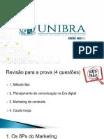 relatorio 1rv unibr