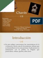 Civilizacion Chavín