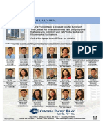 The Central Ala Moana - Approved Project Lenders