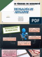 Papel de Investigación de Mercado - Marketing