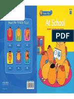 Potato Pals 1B-At School