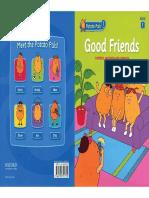 Potato Pals 1E-Good Friends