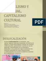 Capitalismo y Material, Capitalismo Cultural