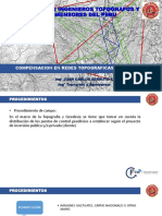 Compensacion en Redes Topografica