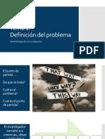 1. UNIDAD 1.1 y 1.2 Definición Del Problema