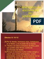 VENCIENDO LAS ASECHANZAS DEL ADVERSARIO.pptx