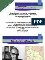 René Zavaleta