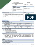 FTG-MA0041 Traje de Proteccion Quimica[10194]