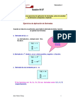 Matematica I Sesion 07