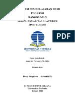 RANGKUMAN EVALUASI PEMBELAJARAN DI SD MODUL 5.docx