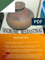 Sind. Mediastinal