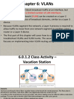 Chapter 6 VLANs