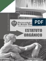 Estatuto Orgánico UASD
