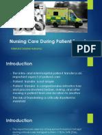Nursing Care During Patient Transfer - Purwoko Sugeng Harianto(1).pdf